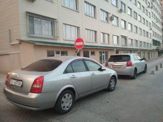 Парковка на тротуаре в мкур Улан-2