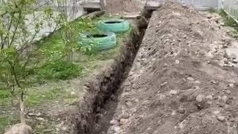 Законно ли возле дома на Ибраимова ведутся строительные работы? - горожанка