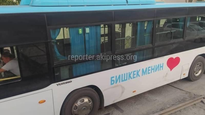 Бишкекское пассажирское автотранспортное предприятие ответило на жалобу горожанки