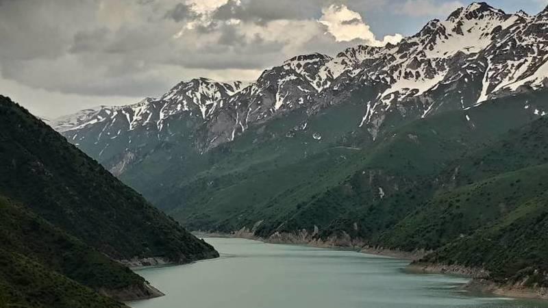 Путешествие к озеру Кара-Суу в объективе бишкекчанина Дмитрия. Видео и фото