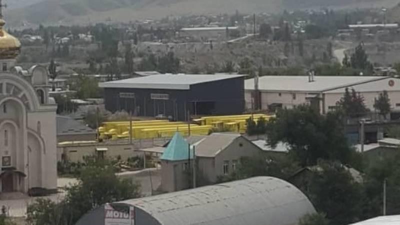 Почему мобильные клиники, прибывшие 5 мая, до сих пор находятся в Бишкеке? Фото