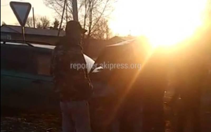 Видео – В селе Беловодском снова произошло ДТП