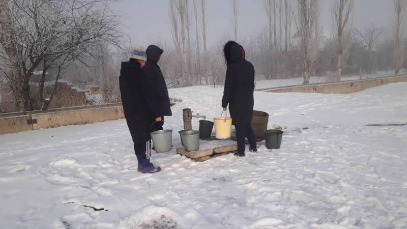 Администрация Московского района прокомментировала сообщение о том, что в селе Мураке питьевую воду дают только по часу в сутки