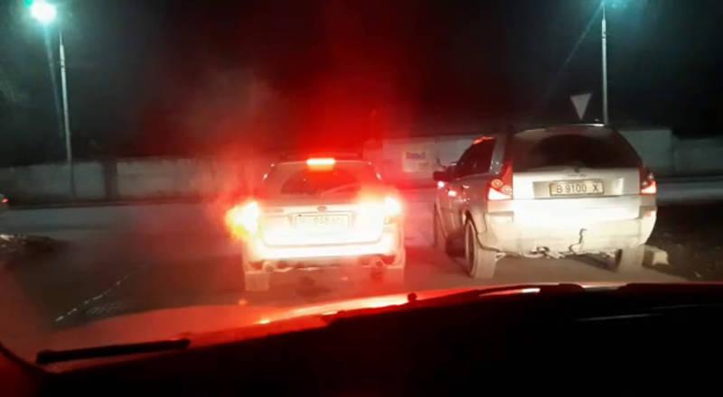 Бишкекчанин просит установить светофор на Садыгалиева-Жамгырчинова. Видео