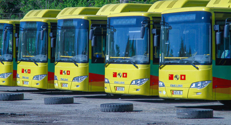 Горожанин просит пустить общественный транспорт по улице Садырбаева