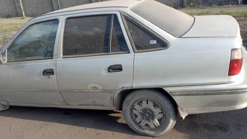 Сотрудники патрульной милиции ищут владельца машины, брошенной на ул.Мурманской