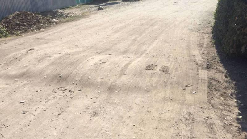 В Маевке на ул.Ала-Арчинской самовольно установили лежачего полицейского, - местный житель