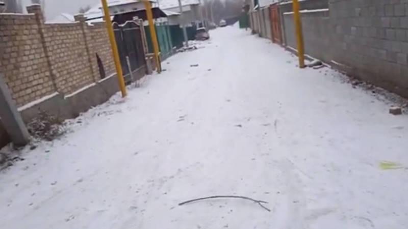 Горожане просят мэрию помочь пробить дорогу по Памирскому переулку