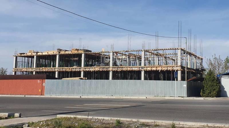 У стройки на ул.Нуркамал нет разрешительных документов, - «Бишкекглавархитектура»
