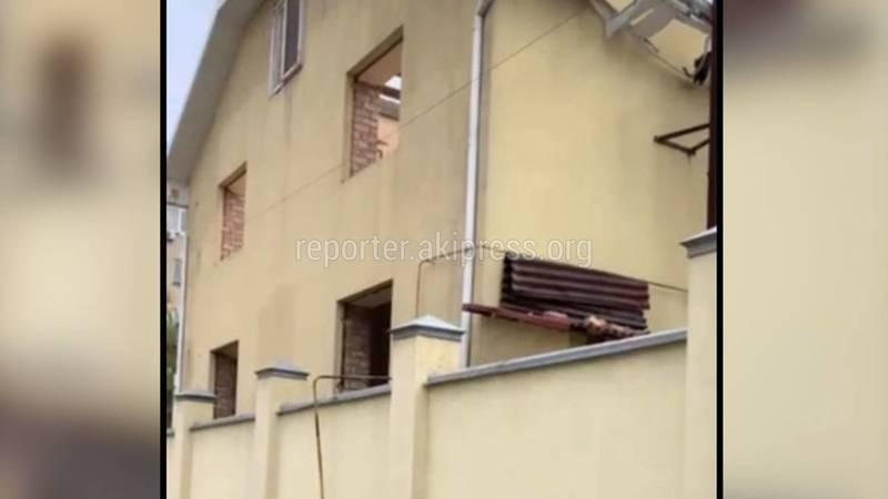 Как можно на 8 сотках построить 12-этажный дом по ул.Курчатова? - жительница Джала