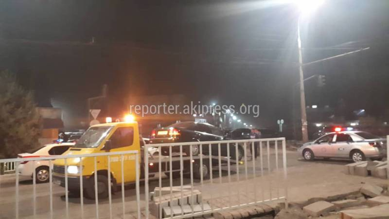 На рынке Мадина вспыхнул пожар (видео)