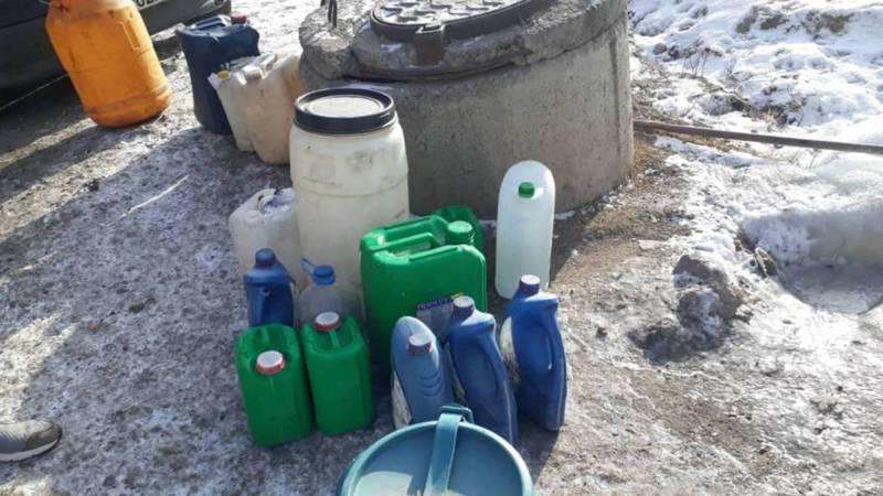 Жители села Кызыл-Сөөк в Нарынской области просят решить проблему с питьевой водой