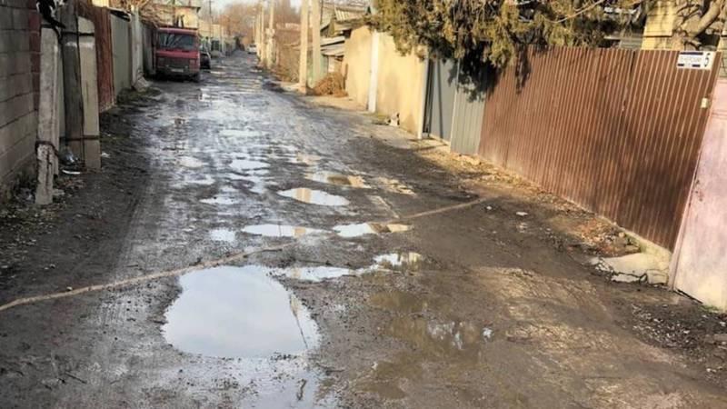 Когда отремонтируют дорогу в переулке Печерского?