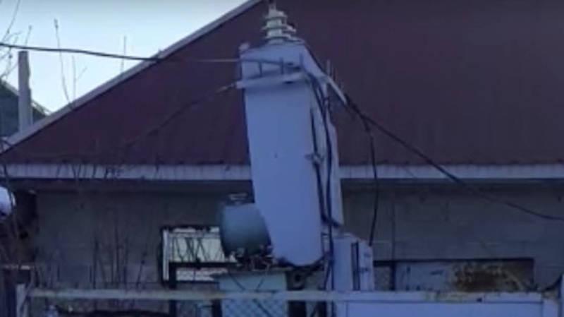 Жители Ак-Орго просят убрать трансформатор с ул.Ашар. Видео