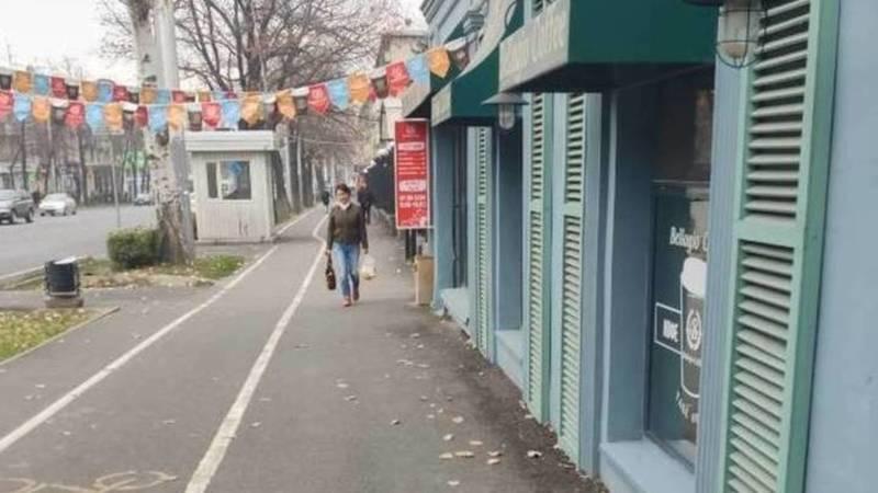 Вывеска кафе Bellagio убрана в добровольном порядке