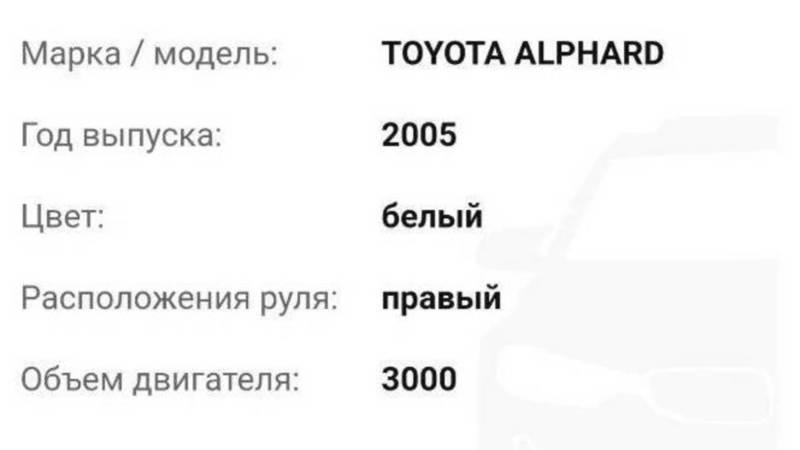 Праворульная «Тойота» прошла регистрацию в ГРС в апреле 2021 года. Как такое возможно? - горожанин