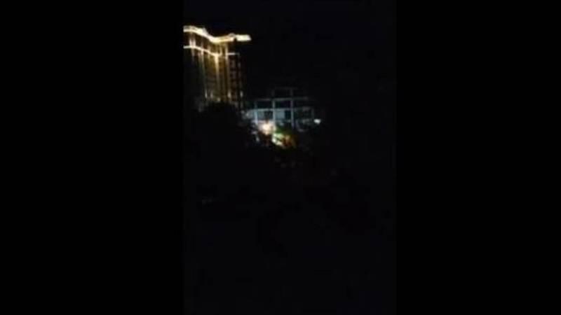 Бишкекчанин жалуется на строительные работы после 22:00
