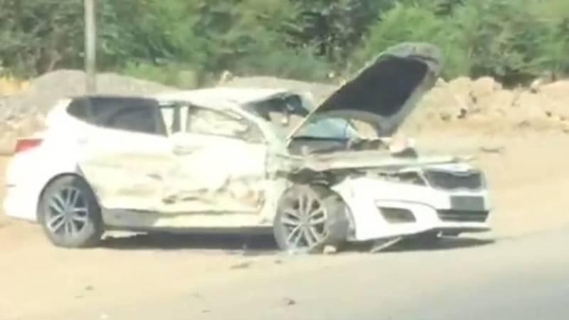 В Базар-Коргонском районе произошло ДТП, - очевидец (видео)