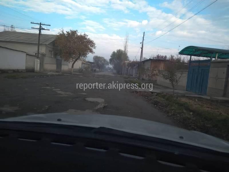Жители Кадамжайского района просят отремонтировать дорогу Уч-Коргон — Кароол