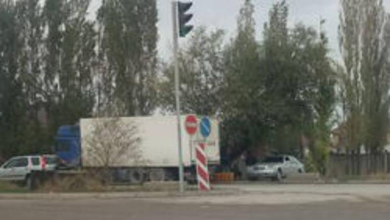 На Южной магистрали - Чортекова незаконно реализующие ГСМ точки были убраны, - Госэкотехинспекция
