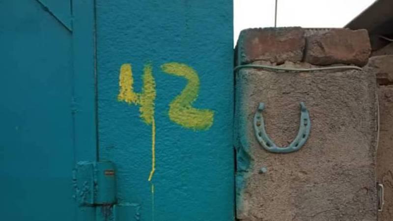Житель села Панфиловское просит на улицах установить таблички с названием улицы и номером дома