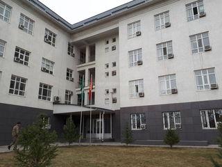 Здание управления ГНС
