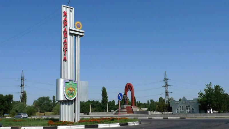 Ряд жителей села Новониколаевка жалуются, что не могут въехать в Кара-Балту за пенсией