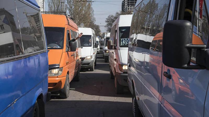 Законно ли водитель маршрутки №234 увеличил стоимость проезда до 20 сомов? - горожанин