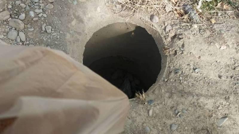 Жительница Арча-Бешика сообщает об открытом люке на ул.Шералиева. Фото