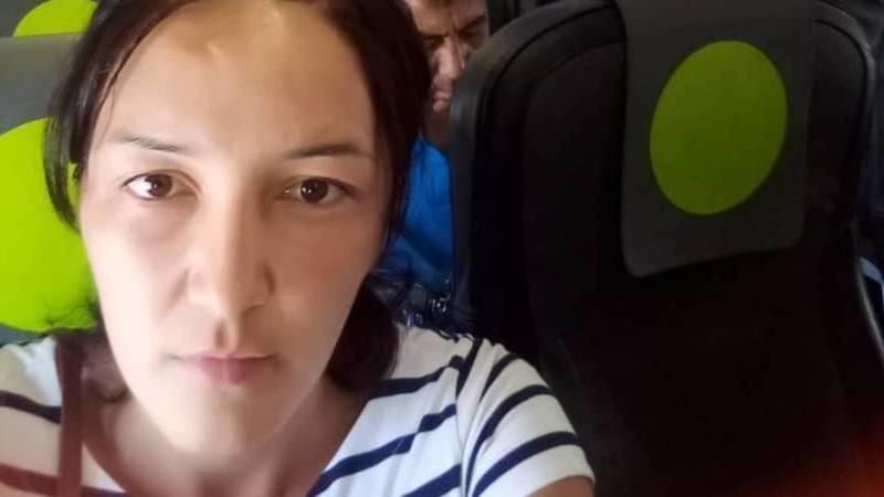 Пропала Айнура Канназарова, проживающая в Базар-Коргоне