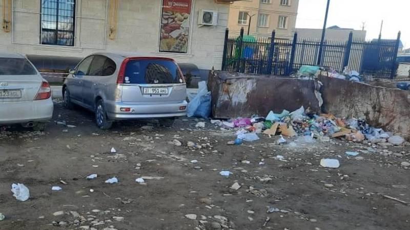 ОсОО «Кыргыз Каганат» оштрафовано на 13 тыс. сомов за нарушение правил чистоты и порядка