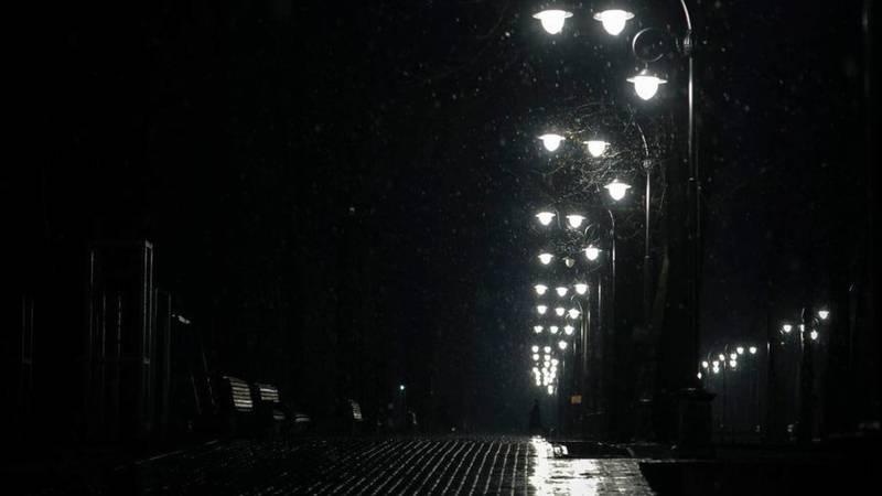 Ночной Бишкек в объективе бишкекчанина Жанара