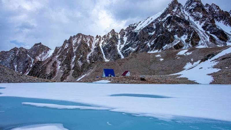 Поход на высокогорное озеро Адыгене. Впечатлениями делится житель Бишкека