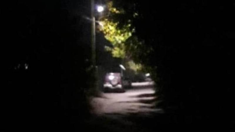 На ул.Дачной возле интерната восстановят наружное освещение