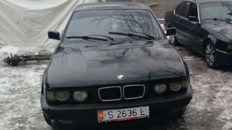 Ищу хозяина автомобиля BMW с госномером S2636L