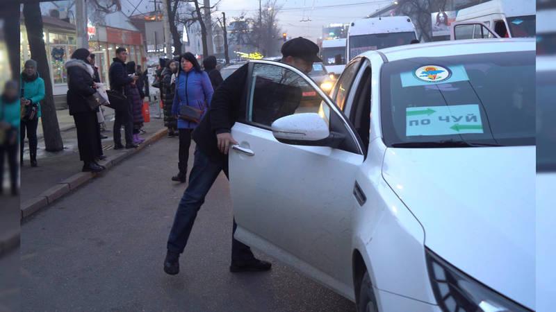 Ситуация на дорогах Бишкека стабильная и спокойная, - горожанин