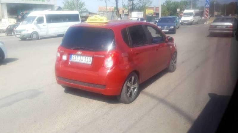 Можно ли в Бишкеке таксовать авто с европейскими номерами? - горожанин