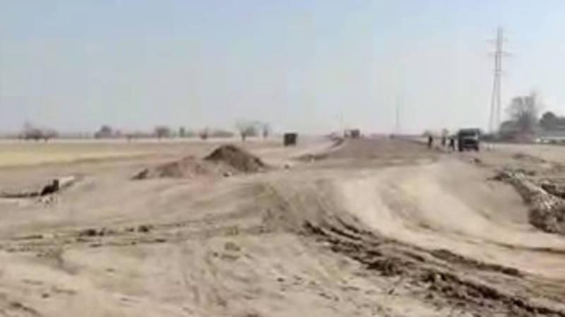 Когда закончат дорогу по Южной магистрали от Чортекова до Алыкулова? Видео горожанина