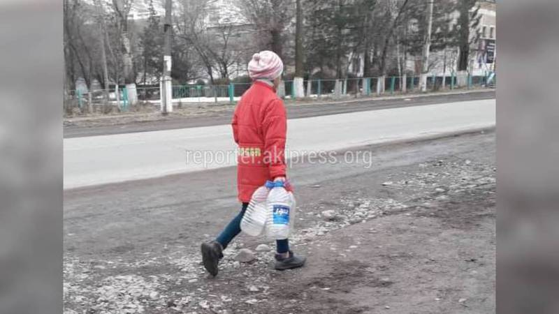 Воронцовка айылында суу маселеси качан чечилет? (видео)