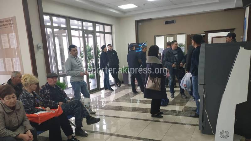 «Газпром Кыргызстан» без предупреждения снимает газовые счетчики?