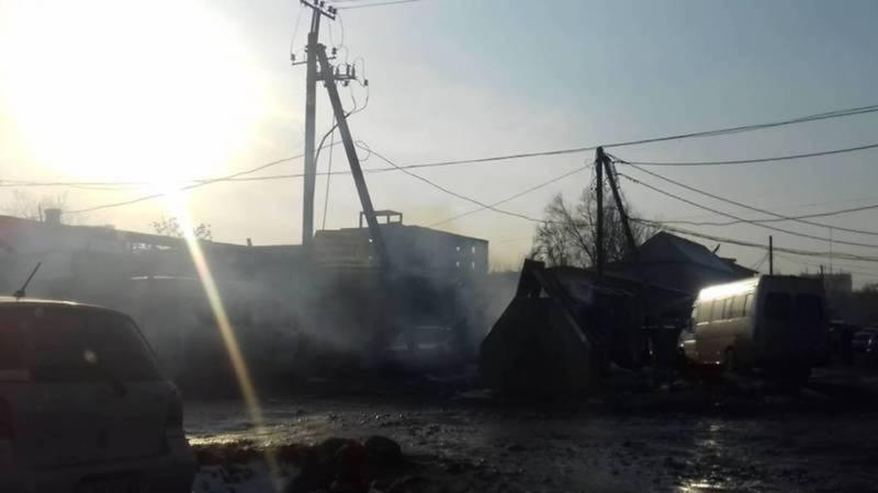 Мэрия прокомментировала сообщение горожанина о продаже угля на ул.Пушкина