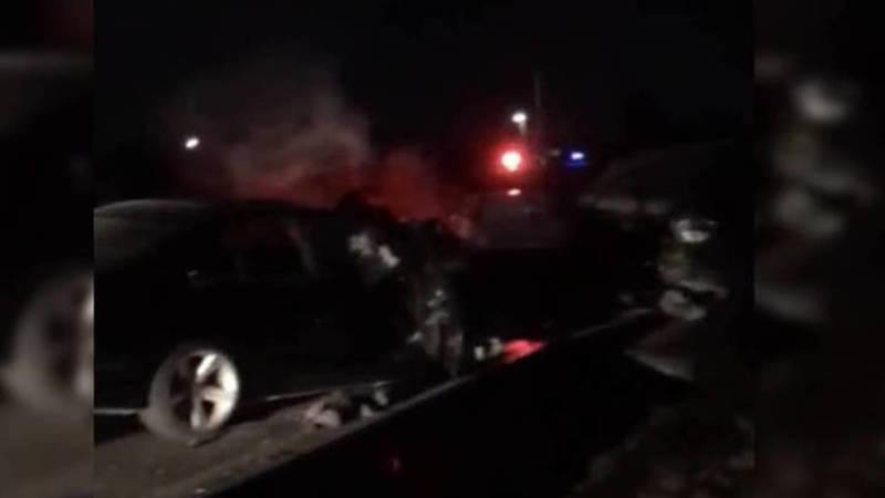 В ДТП в Кызыл-Аскере пострадали 5 человек, - УПСМ