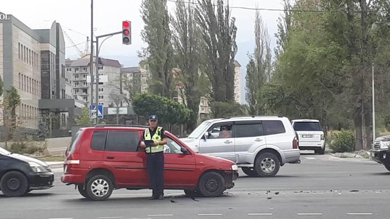 На Южной магистрали произошло ДТП