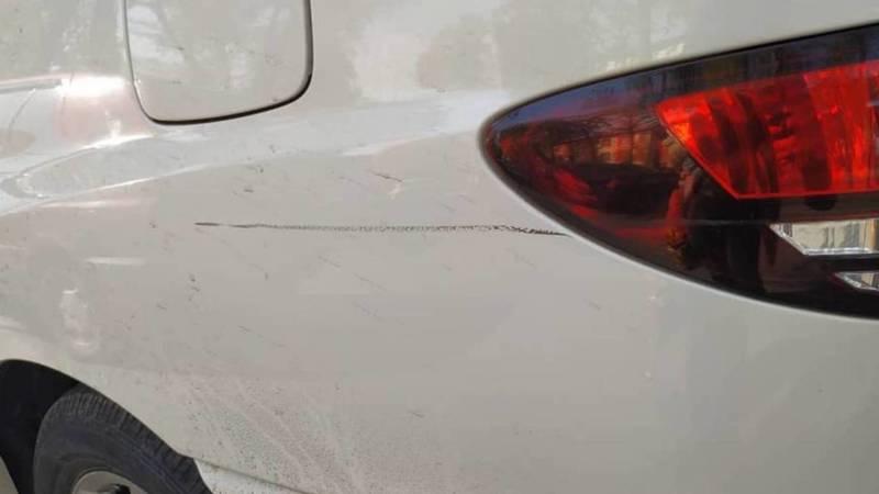 На Московской - Молодой Гвардии водитель Volkswagen Passat выехал на встречную полосу