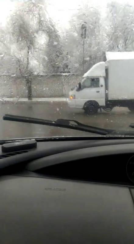 На Садыгалиева-Джамгерчинова отключен светофор