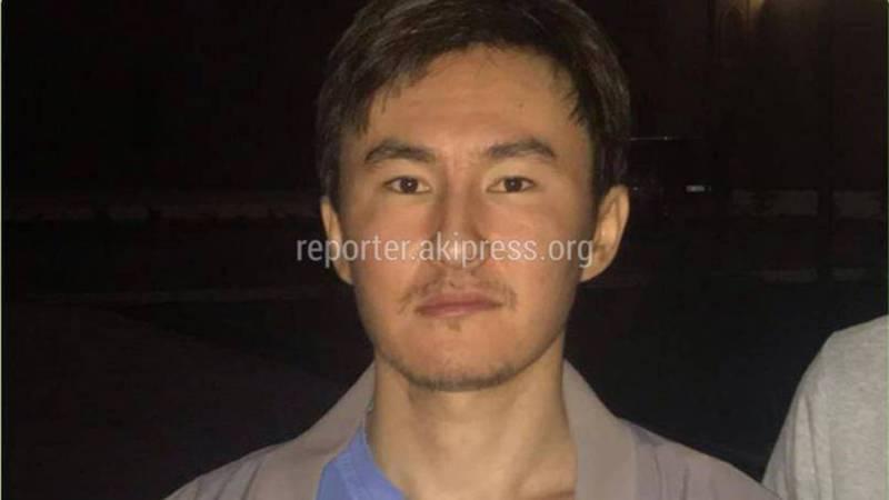 В Чуйской области ищут 27-летнего Мансурдин уулу Нурсултана