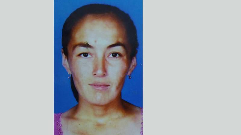 Мать ищет 35-летнюю Кайринсу Кожомкулову