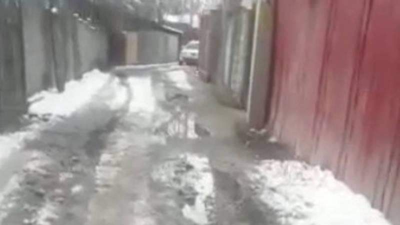 Когда отремонтируют дорогу в переулке Чугуевского?