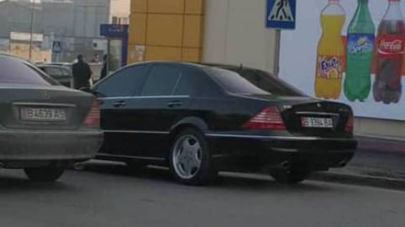 В Бишкеке увеличилось количество тонированных авто. Фото