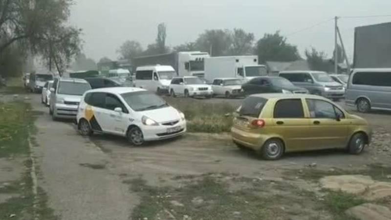 ДТП во время пробки в Сокулуке